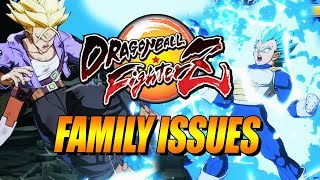 FAMILY ISSUES: Dragon Ball FighterZ - Ranked Matches