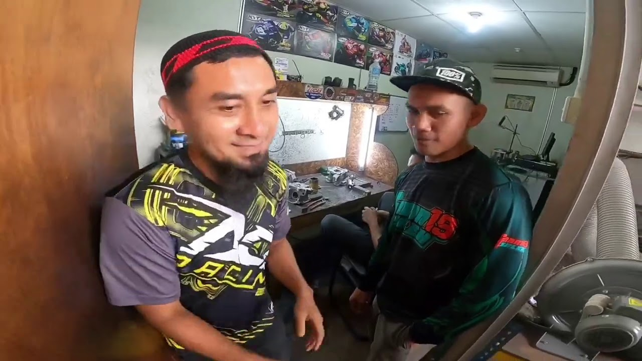 Kenapa Gaban pilih bengkel ACH Racing?? Korang tgk video ni sampai habis
