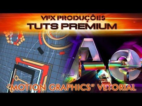 TUTS PREMIUM After Effects - Motion Graphics Vetorial - Parte 01-03