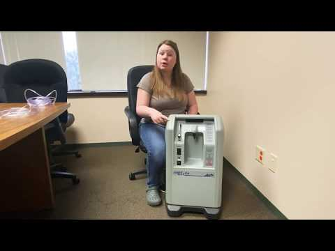 Using An Oxygen Concentrator