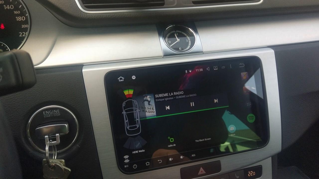 Android 6.0 Radio Octacore Radio Ausbau und Einbau Xtrons PB96MTVAPL ...