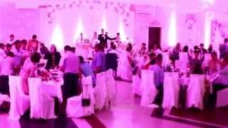 Wedding Діма & Юля ресторан