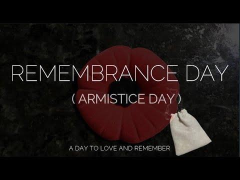 Remembrance Day - Canada Remembers - Calgary Alberta Canada 2019