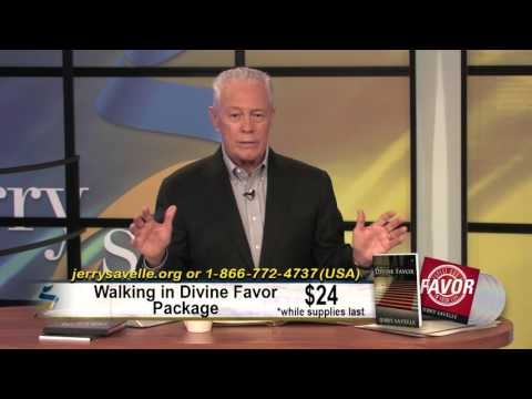 Walking In Divine Favor #2