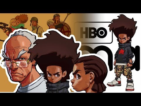 Home Grown Radio - The Boondocks' Revived At HBO Max With 2-Seasons!