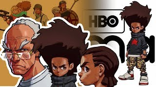 The Boondocks' Revived at HBO Max With 2-Seasons!!