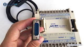 FATEK FACON FBE-28MCT PROGRAMMABLE CONTROLLER (PLC) & Programming Cable Supplier