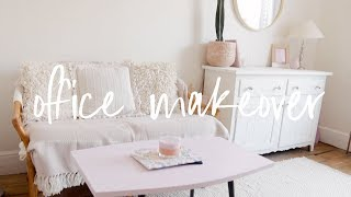 Office Overhaul   Home Renovation Office Makeover Part 1
