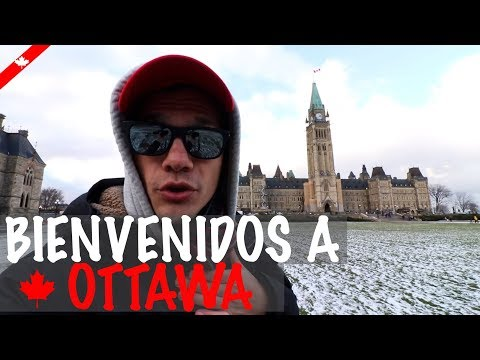 Cuanto Cuesta Vivir en la Capital de Canadá \\ Explorando Ottawa \\ Planeta Juan