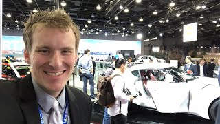 2019 Detroit Auto Show: Live from the show floor in Detroit