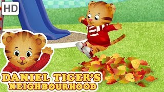 Daniel Tiger 🎒 Get Ready for School with Me! 📚 Videos for Kids