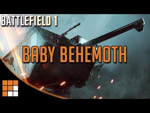 Battlefield 1's Baby Behemoth: The Saint Chamond Tank Guide