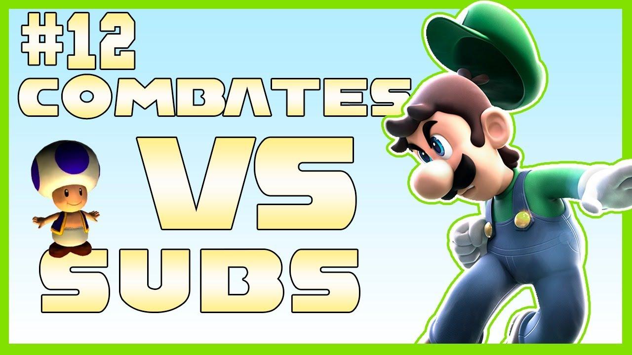 Combates por EQUIPOS vs. SUBS. #12 en Mario Kart Tour!🏎 | BDV 🎮
