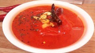 ఒక సారి ఇలాగ టమోటా పచ్చడి చేసుకొండి ఇడ్లి, దోస, రైస్ లోకి సూపర్ ఉంటుంది || Instant Tomato Pickle