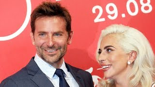 Bradley Cooper Says He 'Fell in Love' With Lady Gaga's 'Face and Eyes' on 'A Star Is Born' Set