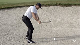 How to Hit High and Low Bunker Shots with Jason Day | TaylorMade Golf