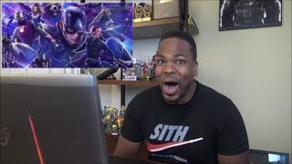 Avengers: Endgame Is Getting Re-Released with NEW FOOTAGE!!!