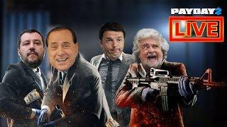 LA BANDA DEGLI HONESTI - Italy Edition - PayDay 2 LIVE ITA PC - TNG /w EDDIENOISE
