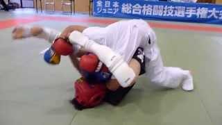 このビデオの情報全日本ジュニア総合格闘技選手権大会 鈴木大和VS小野流意.