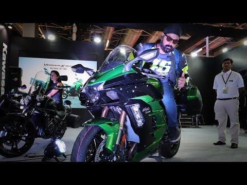 All New Kawasaki Ninja H2 Sx