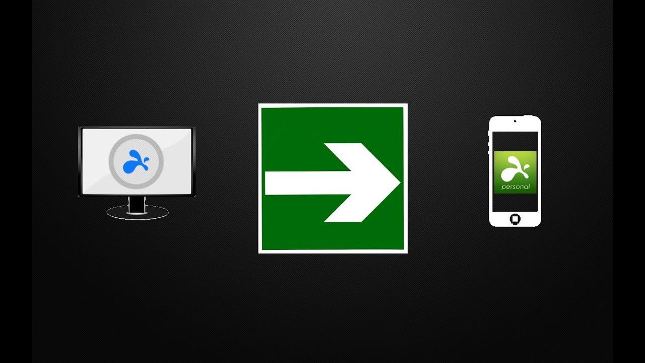 Передача картинки с компьютера на андроид