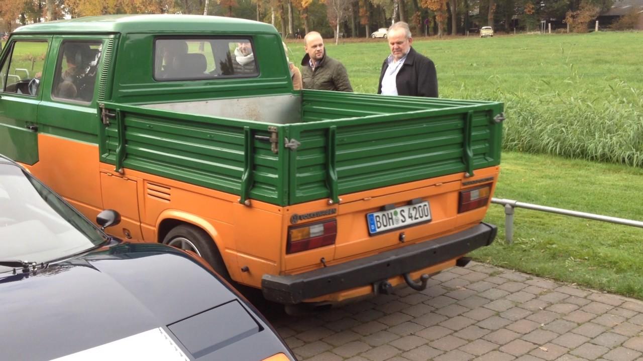 volkswagen t3 doka audi a8 youtube. Black Bedroom Furniture Sets. Home Design Ideas