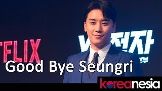 Sulit, Seungri Putuskan Berhenti Dari K-pop