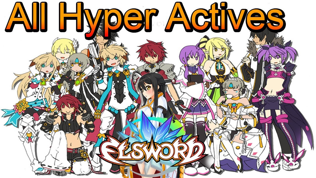elsword korean