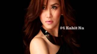 Sarah Geronimo 10 Best Tagalog Songs