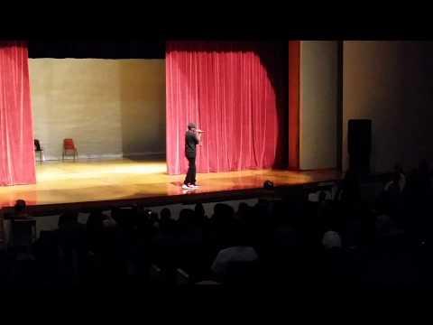 ROBERT HACKETT performs SCHOOL IN THE MORNING