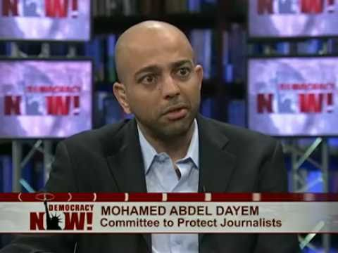 Mohamed Abdel Dayem of Committee to Protect Journalists Talks About Dangers About Reporting in Libya