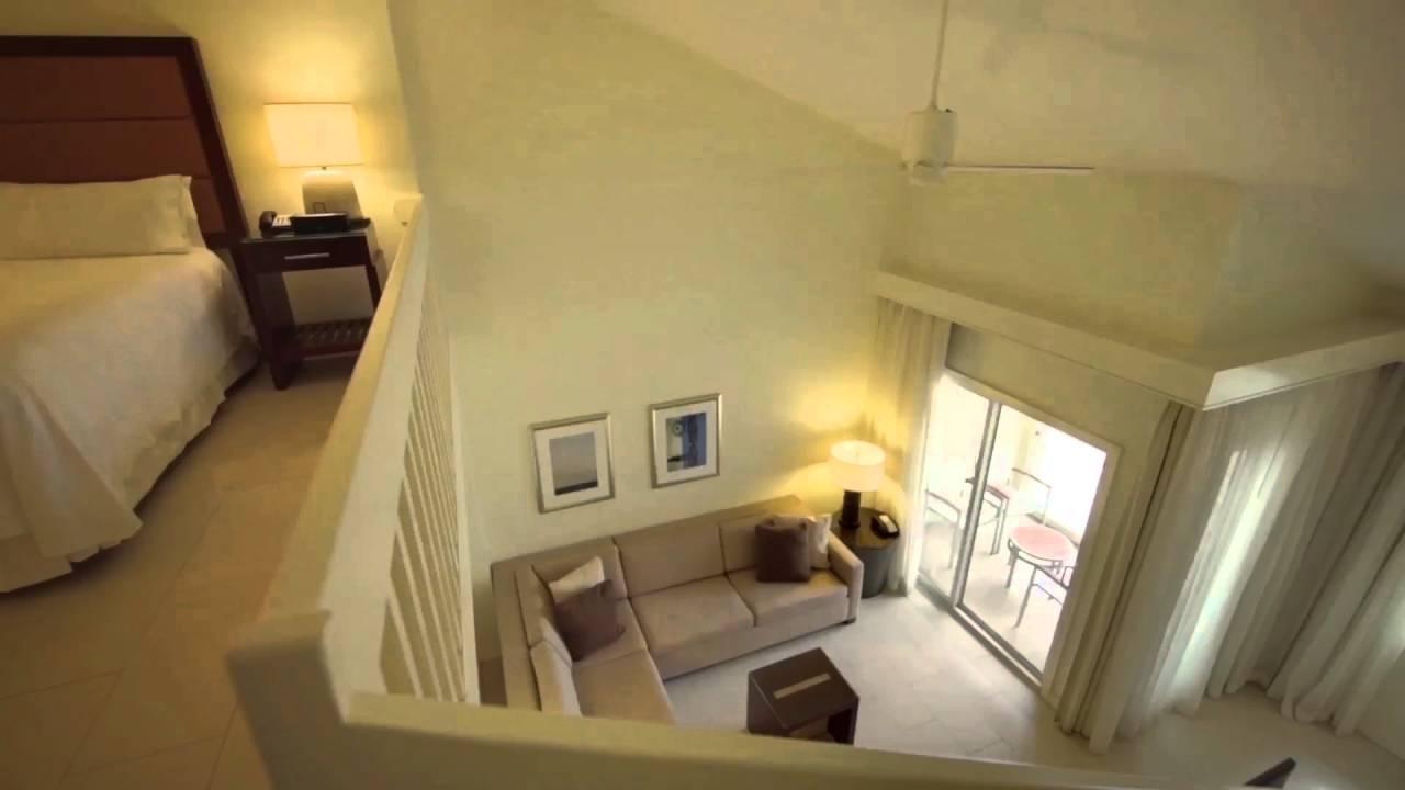 Ocean View 2 Bedroom Loft Suite With Balcony Youtube