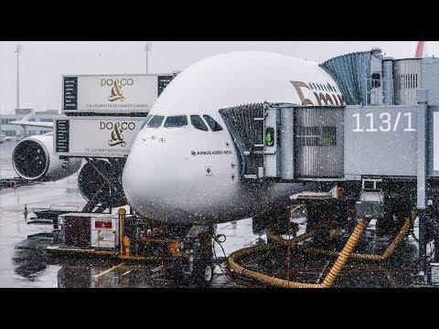 TRIP REPORT | Emirates | Airbus A380 | Munich - Dubai (MUC-DXB) | Economy Class