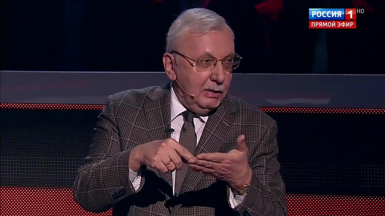 """Виталий Третьяков: """"Европейцы всегда жили под чужой пятой, а освобождали их русские""""."""