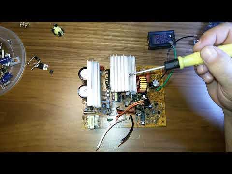 Как отремонтировать  дежурку , выход из положения или куда применить ненужное зарядное от телефона.