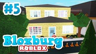 Building A School - Roblox Welcome To Bloxburg #5