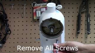 KitchenAid Stand Mixer Repair-Replacing the speed control lever