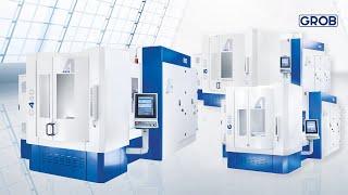 The new 4-axis machines | Die neuen 4-Achs-Universalmaschinen