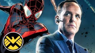 Spider-Man & Doctor Strange on Agents of S.H.I.E.L.D.