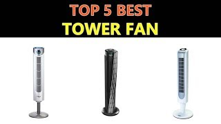 Best Tower Fan 2019