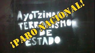 #Ayotzinapa llama a PARO NACIONAL. Resolutivos de la Asamblea.