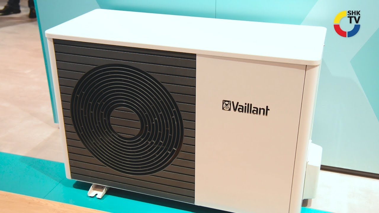 Produkt Im Blickpunkt Luft Wasser Warmepumpe Arotherm Split Youtube