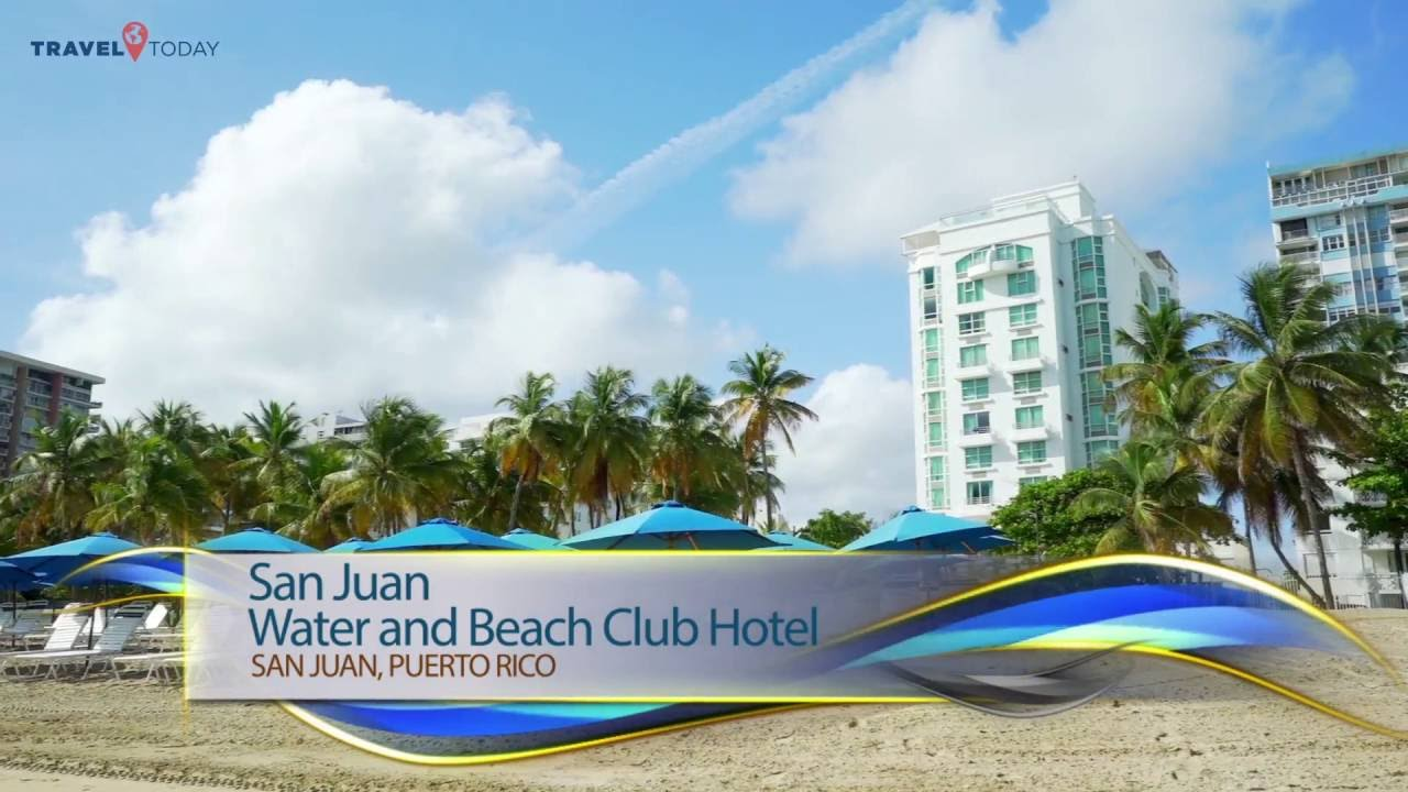 The Water Club Hotel Puerto Rico