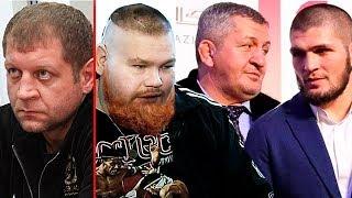 Нурмагомедов бросил вызов  Дацику/Емельяненко опустил Харитонова/У Конора проблемы