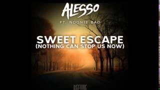 Alesso ft Dune - Sweet Escape (Live Version)