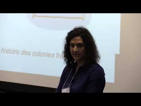 """Sandra Rousseau, """"Graphic Irony and Provocative History in Petite histoire des colonies françaises"""""""