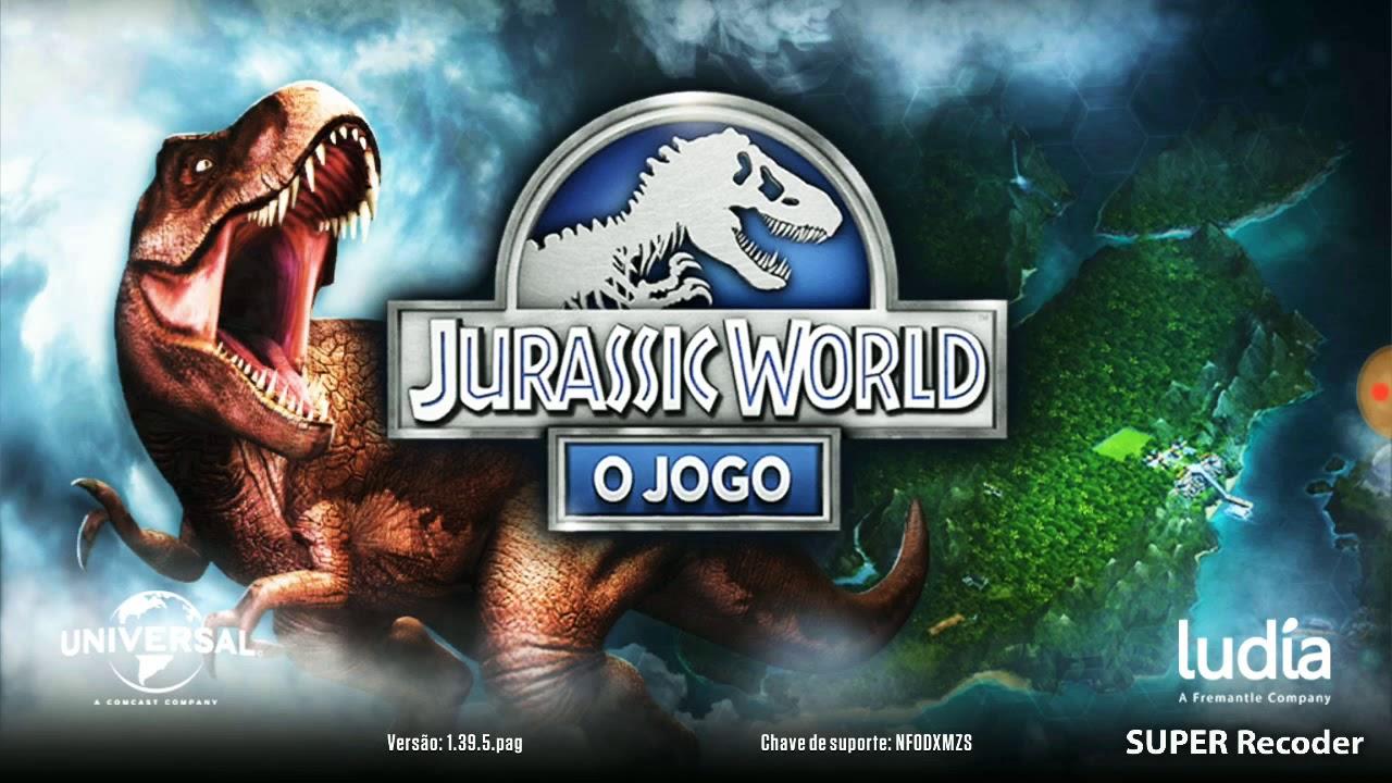 jurassic world episódio 3  youtube