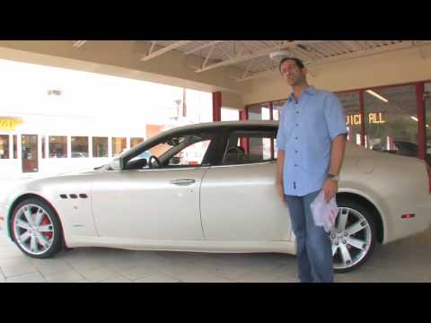2007 Maserati Quattroporte GT FOR SALE
