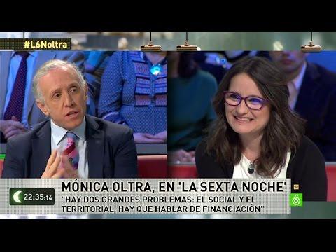 """Mónica Oltra: """"La"""
