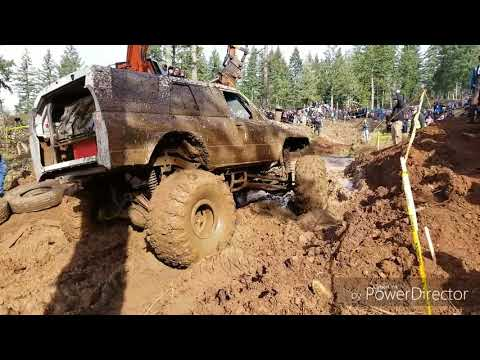 Mountain Top Mud bogs 2018, Bounty Hole